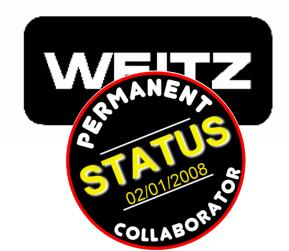 Weitz: Permanent Collaborator
